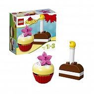 Lego Duplo 10850 Лего Дупло Мои первые пирожные