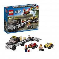 Lego City 60148 Лего Город Гоночная команда