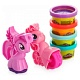 """Play-Doh B0010 Игровой набор пластилина """"Пони: Знаки Отличия"""""""