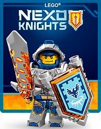 Nexo Knight 2016