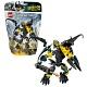 Трансформер Lego Hero Factory 44020 Лего Летун против Бриз