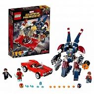 Lego Super Heroes 76077 Лего Супер Герои Железный человек: Стальной Детройт наносит удар