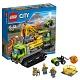Lego City 60122 Лего Город Вездеход исследователей вулканов