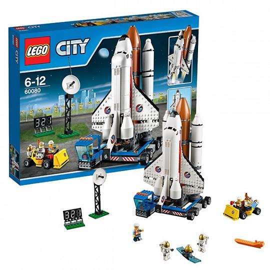 Lego City Космодром