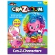 Crazy Loom 19169 Крейзи Лум Набор для творчества - фигурка Обезьянка+ цветные резиночки