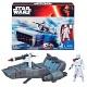 Star Wars B3672 Звездные Войны Космический корабль Класс II, в ассортименте