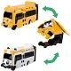 Машинка Voov 84283 Вув Панда автобус - Медведь автобус