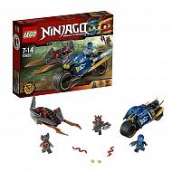 Lego Ninjago 70622 Лего Ниндзяго Пустынная молния