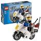 Lego City 7235 Лего Город Полицейский мотоцикл