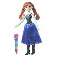 Hasbro Disney Princess B6162 Модная кукла Холодное Сердце с сияющим нарядом, в ассортименте