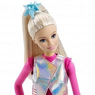 """Barbie DWD24 Барби Кукла с летающим котом Попкорном из серии """"Barbie и космические приключения"""""""