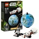 Lego Star Wars 75011 Лего Звездные Войны Корабль Tantive IV  и планета Алдераан