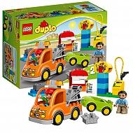 Lego Duplo 10814 Лего Дупло Буксировщик