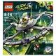 Lego Alien Conquest 7065 Лего Инопланетное вторжение Корабль пришельцев