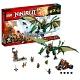 Lego Ninjago 70593 Лего Ниндзяго Зелёный Дракон