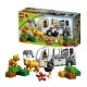 Lego Duplo 10502 Зооавтобус