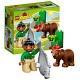 Конструктор Lego Duplo 10576 Лего Дупло Бурый медвежонок