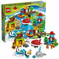 Lego Duplo 10805 ���� ����� ������ �����: � ���� ��������