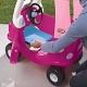 Игрушка Little Tikes 630750 Каталка Машина, малиновая