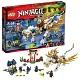 Lego Ninjago 70734 Лего Ниндзяго Дракон Мастера Ву