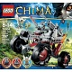 Лего Legends of Chima 70004 Разведчик Волка Вагза