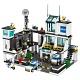 Lego City 7744 Лего Город Полицейский участок