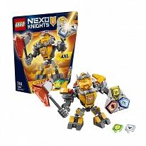 Lego Nexo Knights 70365 Лего Нексо Боевые доспехи Акселя