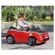Детский электромобиль Peg-Perego ED1161 Fiat 500 (красный)
