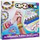 Crazy Loom 19128 Крейзи Лум Набор резиночек со станком для плетения браслетов