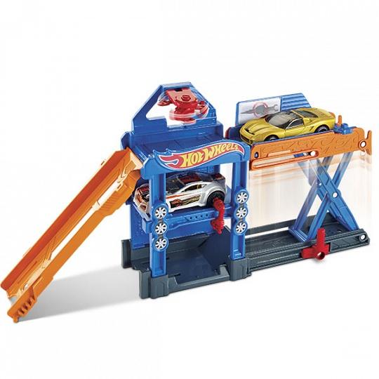Hot Wheels Игровой набор Механический лифт