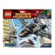 Lego Super Heroes 6869 Лего Супер Герои Боевые действия Квинджета
