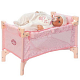 Zapf Creation Baby Annabell 790-625 Бэби Аннабель Кроватка 2 в 1