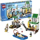 Lego City 4644 Лего Город Пристань для яхт
