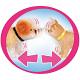 Zapf Creation Chiqui Baby born 812-754 Бэби Борн Кошки и собаки, 9 асс., блистер