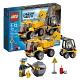 Lego City 4201 Лего Город Погрузчик и самосвал