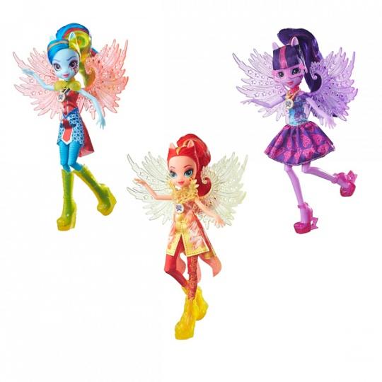 My Little Pony Equestria Girls Кукла
