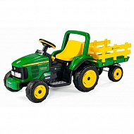 ������� ������������� Peg-Perego ED1167  JD Power Pull Tractor