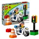 Лего Дупло 5679 Полицейский мотоцикл