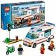 Lego City 4431 Лего Город Машина скорой помощи