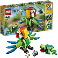 Lego Creator 31031 Лего Криэйтор Животные джунглей