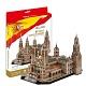 Cubic Fun MC184h Кубик фан Собор Святого Иакова (Испания)