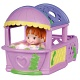 Zapf Creation Chiqui Baby born 812-730 Бэби Борн Кукла/лошадка двигающаяся с Домом, 3 асс., блистер