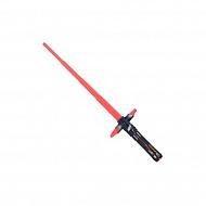Star Wars B3691 Звездные Войны Раздвижной световой меч главного Злодея