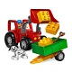 Lego Duplo 5647 Большой трактор