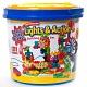 Детский конструктор Daesung 9209 120 деталей со световыми эффектами