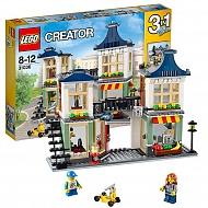 Lego Creator 31036 Лего Криэйтор Магазин по продаже игрушек и продуктов