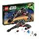 Конструктор Lego Star Wars 75018 Лего Звездные Войны Секретный корабль воина Jek-14