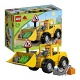 Конструктор Lego Duplo10520 Лего Дупло Фронтальный погрузчик