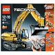 Лего Техник 8043 Экскаватор с мотором