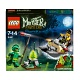 Lego Monster Fighters 9461 Лего Победители монстров Болотный монстр